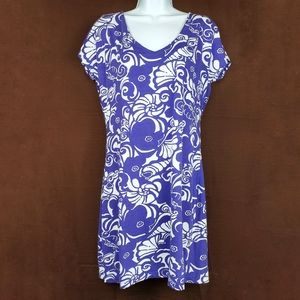 LILLY PULITZER Tide Pools Daniella Dress M